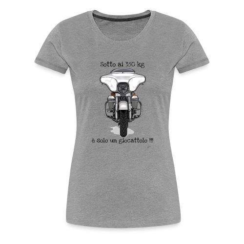 street glide - Maglietta Premium da donna