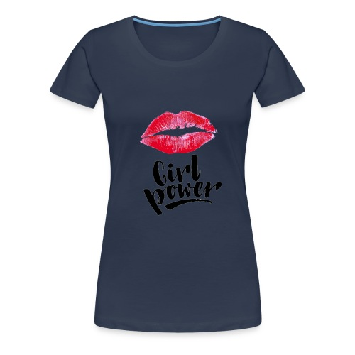 Girl Power - T-shirt Premium Femme