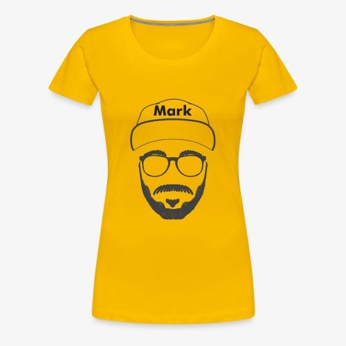 Mark - Nicht Kaddafelt - Frauen Premium T-Shirt