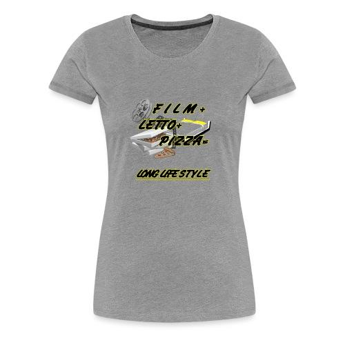 LONG LIFESTYLE - Maglietta Premium da donna