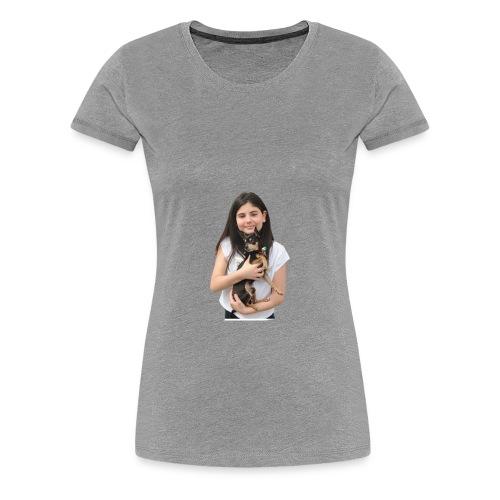 Personalizzazione fotobox - Maglietta Premium da donna