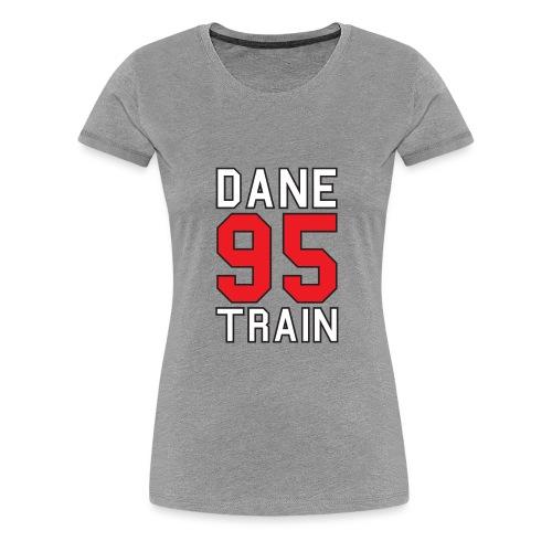 Dane Train #95 - Frauen Premium T-Shirt