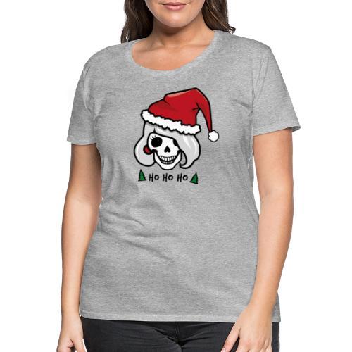 Rockabilly Weihnachten - Frauen Premium T-Shirt