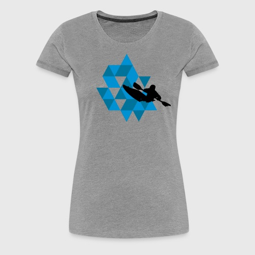 kka-tri - Frauen Premium T-Shirt