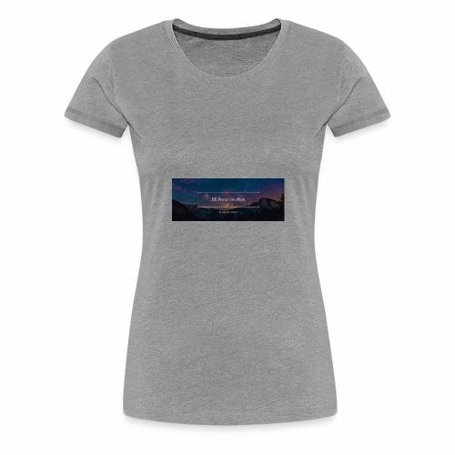 XE Partis De Rien - T-shirt Premium Femme