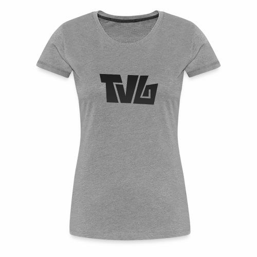 TeVeelGames Merchandise - Vrouwen Premium T-shirt