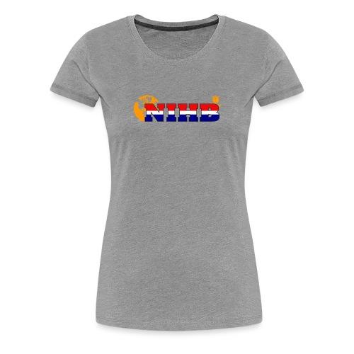 NIHB - Women's Premium T-Shirt
