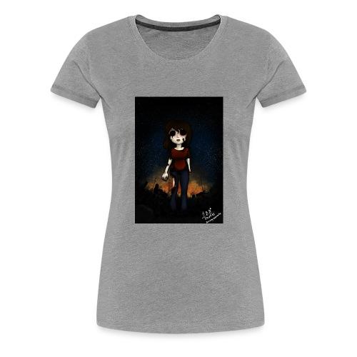 zombie usagi - Camiseta premium mujer