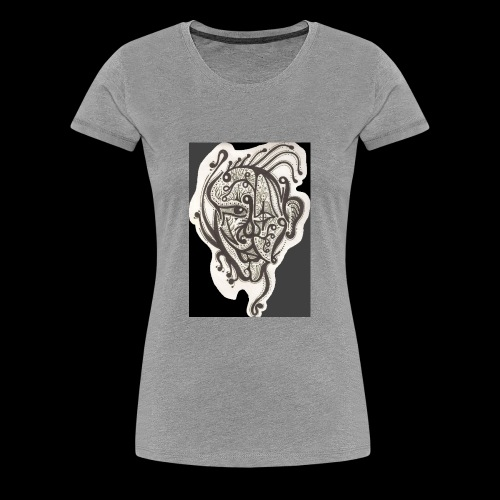 The Draconis Gallery Of Osogoro - Women's Premium T-Shirt