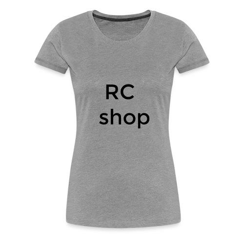 logo RCshop - T-shirt Premium Femme