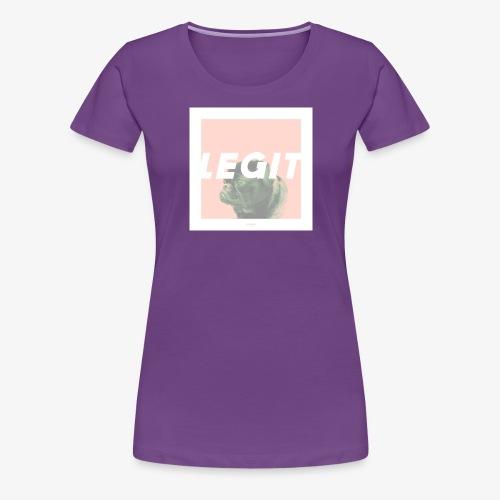 LEGIT #03 - Frauen Premium T-Shirt