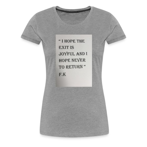 IMG 7773 - Maglietta Premium da donna