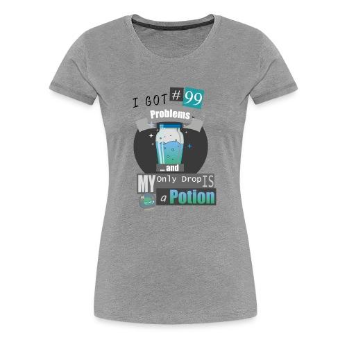 Potion - T-shirt Premium Femme