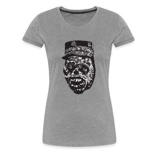Des patates pour la guerre - T-shirt Premium Femme