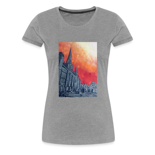 Church - Women's Premium T-Shirt