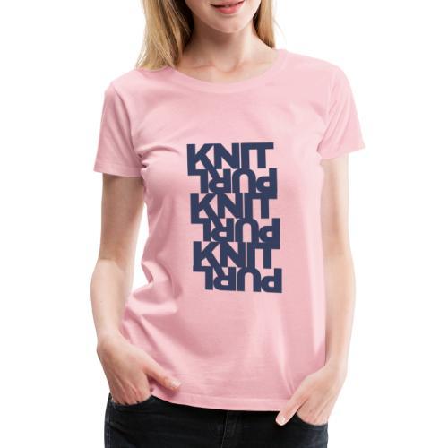 St, dark - Women's Premium T-Shirt