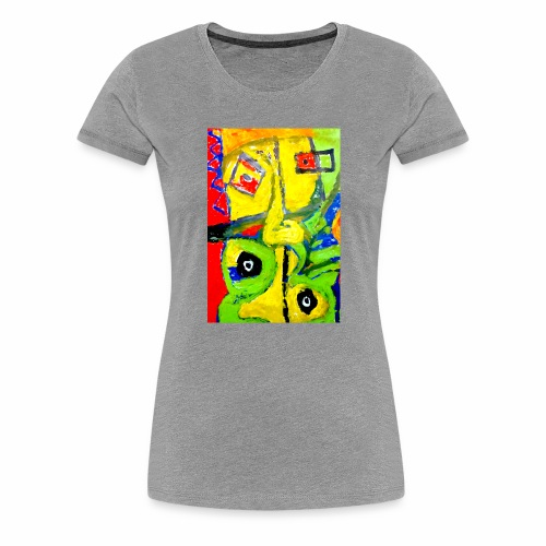 Art1 - Maglietta Premium da donna