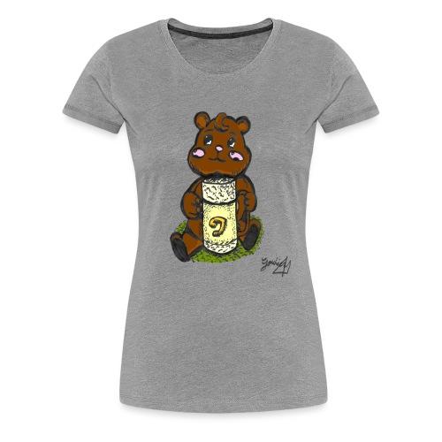 Ours Simple - T-shirt Premium Femme