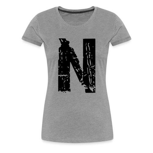 n 28 days later - Frauen Premium T-Shirt