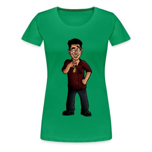 5hzle - Women's Premium T-Shirt