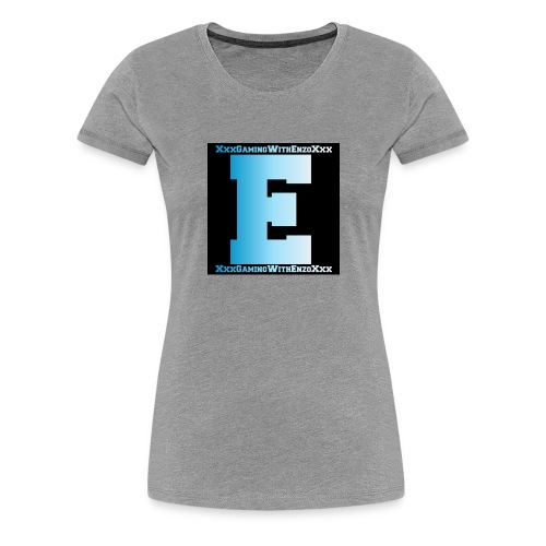 XxxGamingWithEnzoXxx - Women's Premium T-Shirt