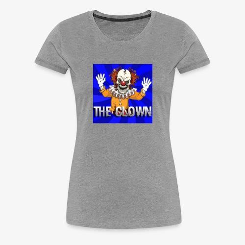 habits et accessoires avec logo de ma chaine ytb - T-shirt Premium Femme