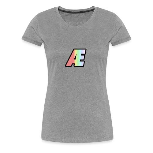 Airo Soxtan logo - Women's Premium T-Shirt