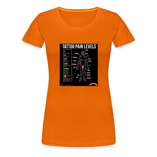 tatoo - T-shirt Premium Femme