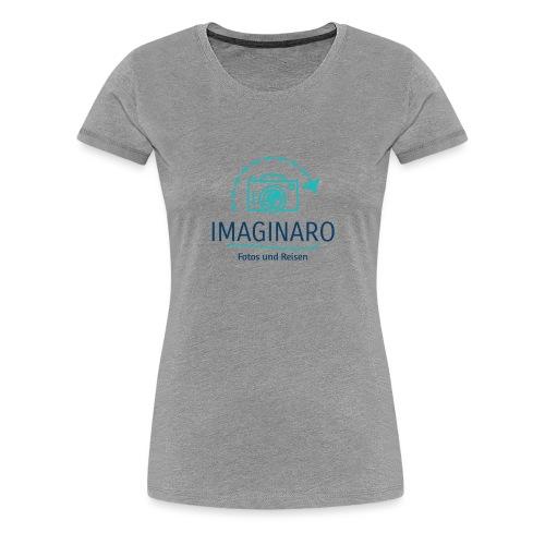 IMAGINARO   Fotos und Reisen - Frauen Premium T-Shirt