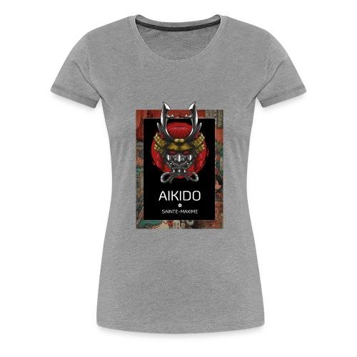 aikido sainte-maxime - T-shirt Premium Femme