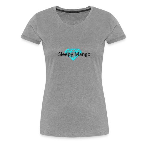 SleepyMango - Women's Premium T-Shirt
