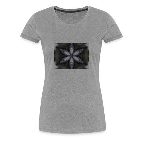 flor hipster - Camiseta premium mujer