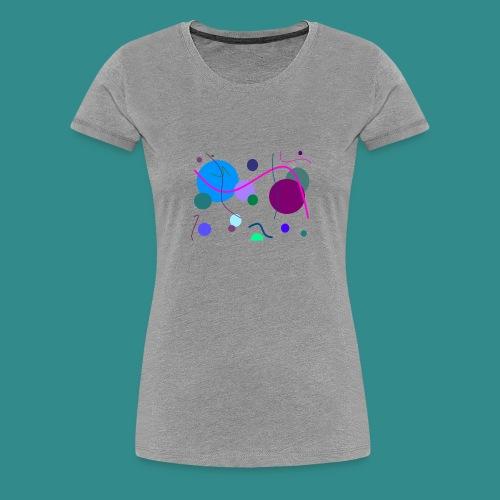 Grafik png - Frauen Premium T-Shirt