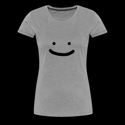 Smile - Koszulka damska Premium