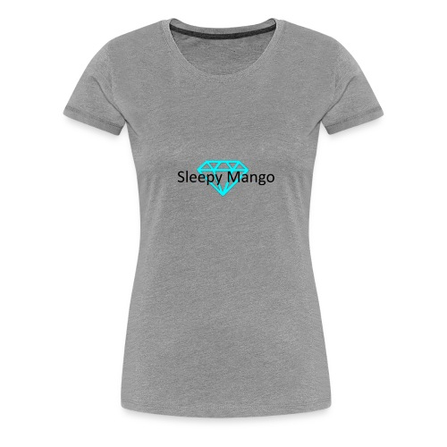 SleepyMango - Women's Premium T-Shirt