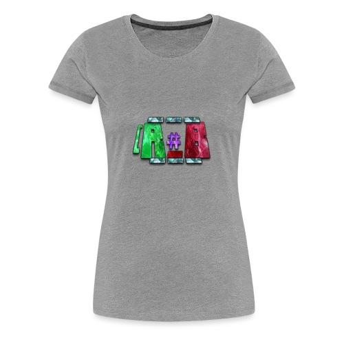 RubyBlaze YT OFFICIAL MERCHANDISE - Premium-T-shirt dam