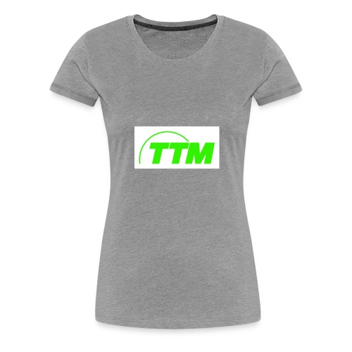 TTM - Women's Premium T-Shirt