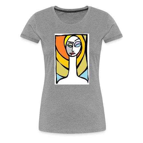 Immagine di donna - Maglietta Premium da donna
