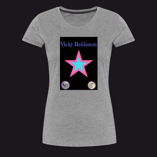 vic symbol - Women's Premium T-Shirt