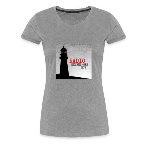 NeverShore573 - Women's Premium T-Shirt