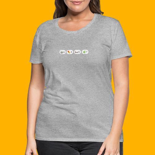 SICKSHIRT - Women's Premium T-Shirt