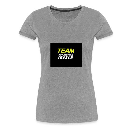 Truxenmerch - Premium-T-shirt dam
