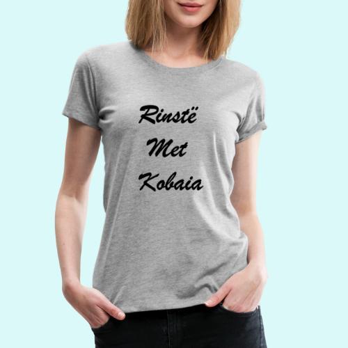 prisonnier sur Kobaia - T-shirt Premium Femme