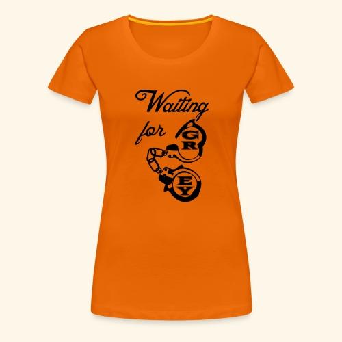 waitingG - Women's Premium T-Shirt