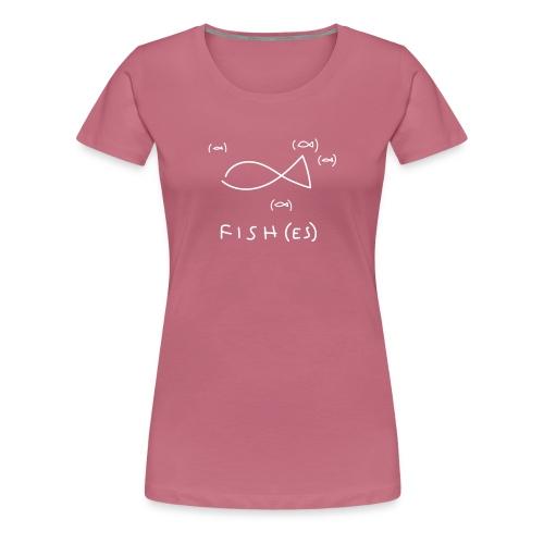fish (es) - Maglietta Premium da donna