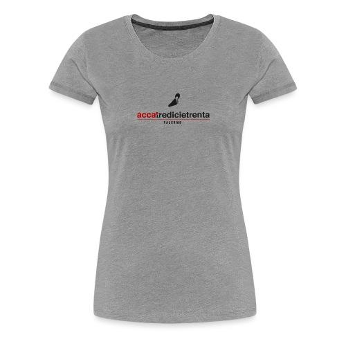 H13 30 fondo chiaro - Maglietta Premium da donna