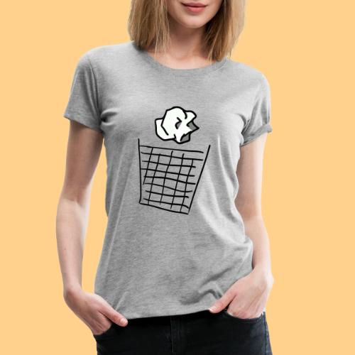 Trash - T-shirt Premium Femme
