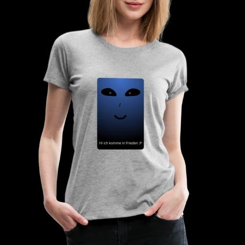 Frieden - Frauen Premium T-Shirt