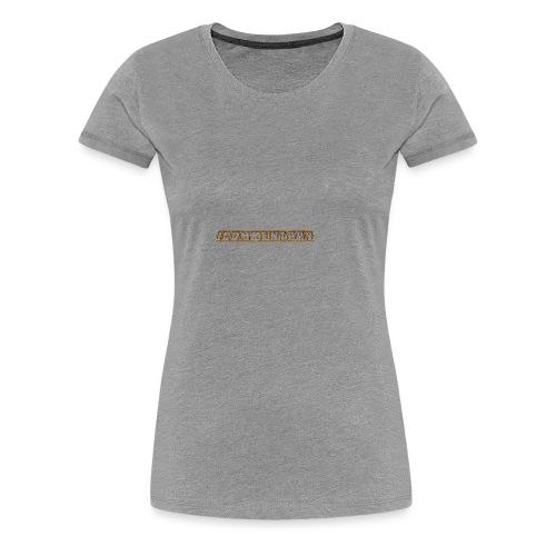 iCommentary - Women's Premium T-Shirt
