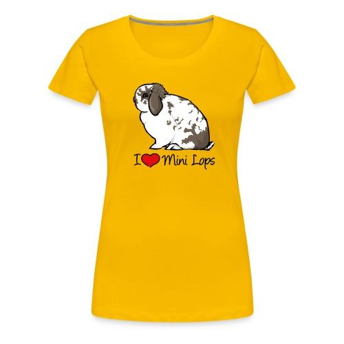 _minilopUK - Women's Premium T-Shirt